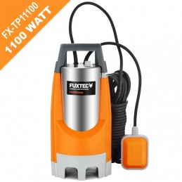 Υποβρύχια αντλία FUXTEC - αντλία λυμάτων FX-TP11000 - 1100 watt