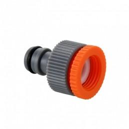 """Συνδετήρας βρύσης FUXTEC 1/2"""" - 3/4 """"FX-HAS1 ΕΙΔΗ ΚΗΠΟΥ"""